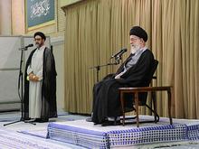 پیام رهبر انقلاب به امام جمعه تبریز