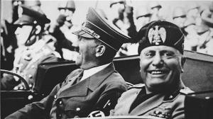 هیتلر و موسولینی هم طرفدار تیمهای باشگاهی بودند