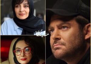 علاقه مشهود هانیه توسلی به گلزار در سریال «گیسو»
