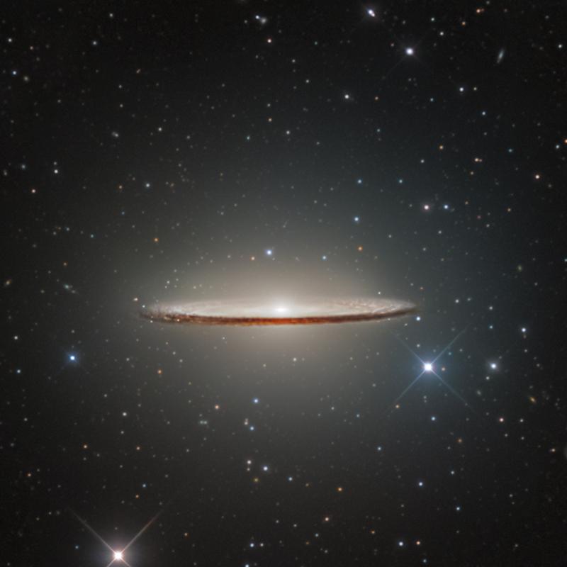 کهکشان کلاه مکزیکی