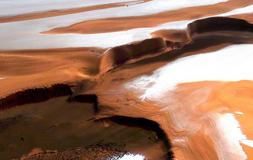 کشف یخچالهای طبیعی جدید در مریخ شانس مأموریتهای انسانی را افزایش میدهد
