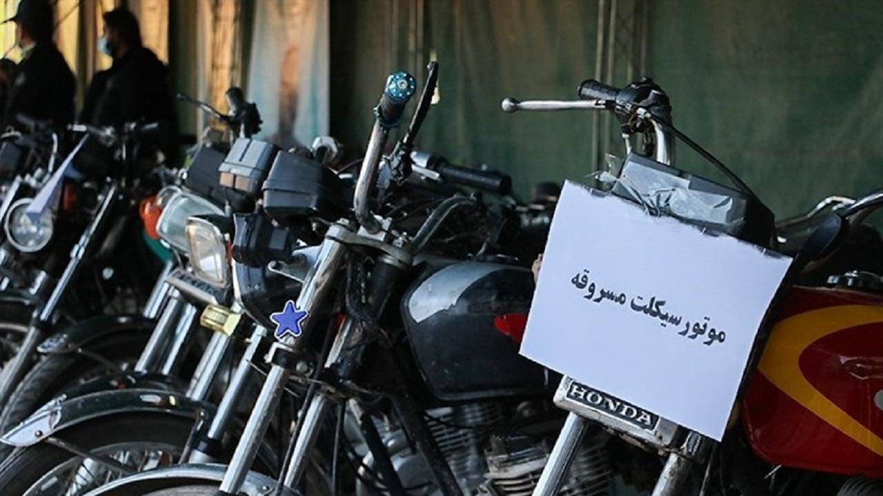 فرمانده انتظامی بوشهر: سرقت موتورسیکلت در این شهرستان کاهش یافت