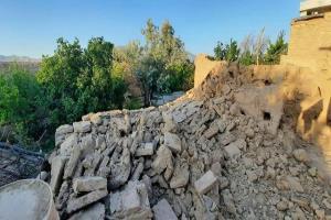 مصدوم شدن ۲۵ نفر به دنبال زلزله سنخواست