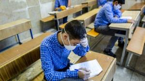کرونا/ توصیههای ضدکرونایی برای امتحانات حضوری دانش آموزان