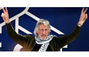 ترانه آهنگساز برجسته انگلیسی برای فلسطین