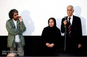 نخستین ویدئو از انتقال جسد بابک خرمدین توسط پدر و مادرش
