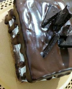 از شما/کیک خودم پز