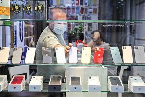 کاهش ۲۰ درصدی قیمت موبایل نسبت به شب عید
