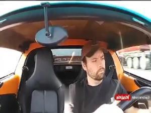 کروک تولید ایران خودرو!