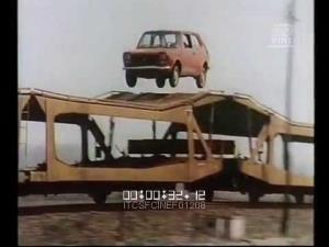 تیزر تبلیغاتی جالب «فیات» در دهه 70