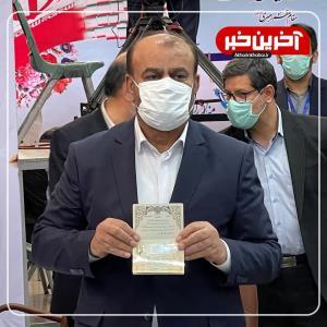 رستم قاسمی: در ایران آزادی وجود دارد؛ میتوانید به هر کسی دوست دارید رای دهید