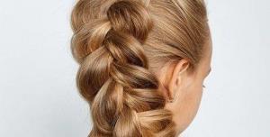 آموزش بافت موی جذاب و زیبا برای دختر کوچولوها