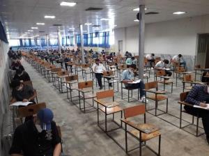 تعداد دانشآموزان حوزههای امتحانی خراسان جنوبی به نصف کاهش یافت