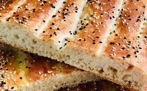 صفر تا صد تهیه نان بربری خانگی خوش عطر و مزه