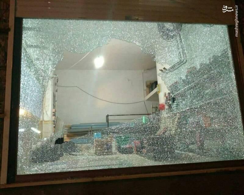 عکس/ خسارت زلزلهزده در شهرستان جاجرم