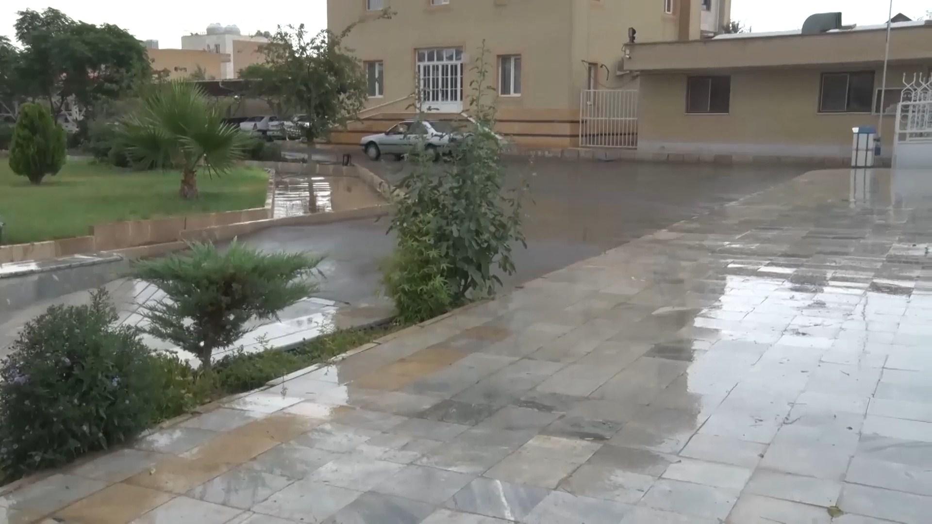 مشکلات زیست محیطی درپی کاهش بارندگی در آرانوبیدگل