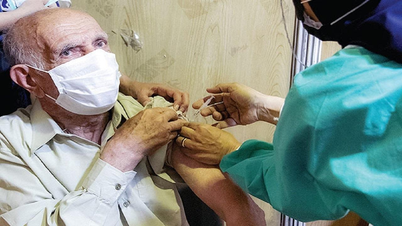 مراکز واکسیناسیون کرونا در یزد