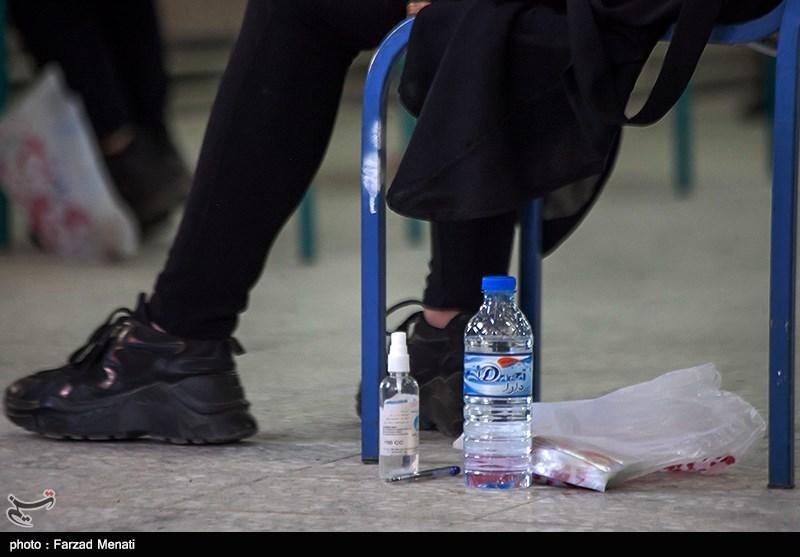 شروع امتحانات حضوری پایه نهم و دوازدهم در کرمانشاه