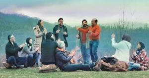 دیالوگ ناب جواد عزتی و سیاوش چراغی پور در فیلم جهان با من برقص