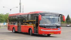 جابهجایی روزانه ۱۳ هزار مسافر در ناوگان اتوبوسرانی قزوین