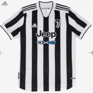 رونمایی از پیراهن جدید یووه برای فصل 22-2021