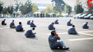 ضربه پلیس به 217 تبهکار مخوف در 53 پاتوق فساد