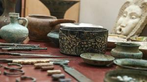کشف ۱۱۰۰ شیء تاریخی در آذربایجانغربی