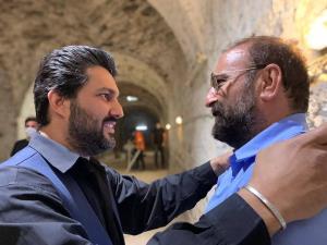 چهرهها/ مهران احمدی و حامد بهداد در سریال «می خواهم زنده بمانم»
