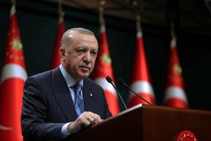 اردوغان: بایدن با حمایت از اسراییل دستش را به خون آلوده کرد