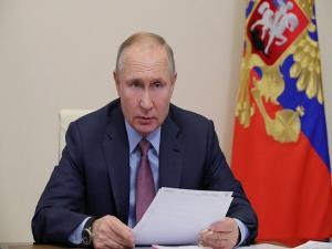 پوتین خاتمه خشونتها در سرزمینهای اشغالی را خواستار شد