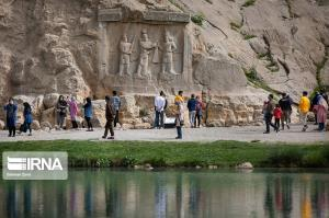 بازدید از اماکن تاریخی روباز کرمانشاه امروز رایگان است