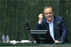 وزیر صمت از مجلس کارت زرد گرفت