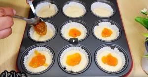 آموزش تهیه شیرینی فوری بدون کره برای عصرانه