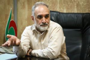 حکیمی پور: جا انداختن موضوع ائتلاف با لاریجانی در بدنه اصلاحات سخت است