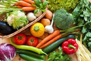 چند روش تازه کردن سبزیجات پژمرده