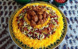 تهیه قیمه نثار قزوینی مجلسی به روش رستورانی