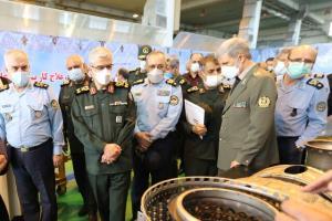 روایت سرلشکر باقری از دستاورد جمهوری اسلامی در زمینه ساخت موتورهای هوایی پیشرفته