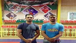 اعزام کشتیگیران اردبیلی به مسابقات بینالمللی جام تختی