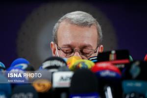 کابینه منتسب به لاریجانی تکذیب شد