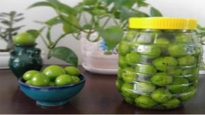 طرز تهیه شور گوجه سبز؛ خوشمزه و پرطرفدار