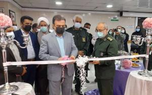 بخش جدید زایشگاه بیمارستان شهیدبقایی اهواز افتتاح شد