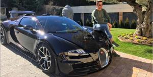دلیل خروج اتومبیلهای لوکس رونالدو از تورین مشخص شد