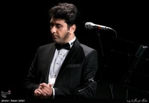 بخشی از آواز محمد معتمدی در اپرای عروسکی خیام