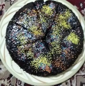 از شما/کیک خیس