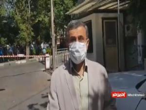 احمدی نژاد تهدید به تحریم انتخابات کرد