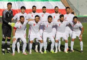 ماه خوششانسی فوتبال ملی ایران