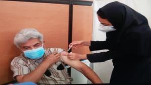 راهاندازی دومین مرکز تجمیعی واکسیناسیون کووید۱۹ در بهبهان