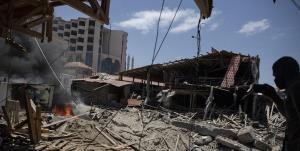 نگرانی اتحادیه اروپا از حمله رژیم صهیونیستی به دفتر رسانهها