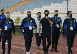 حجازی: برخی بازیکنان در حد استقلال نیستند