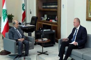 پیام شفاهی پوتین به رئیس جمهوری لبنان